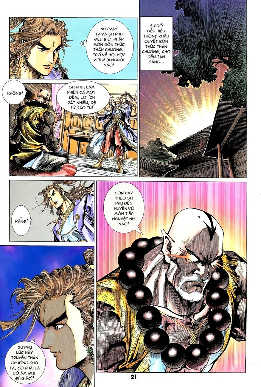 Đại Đường Uy Long chapter 74 trang 21