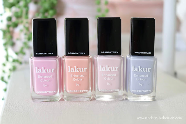 Londontown Lakur Swatches