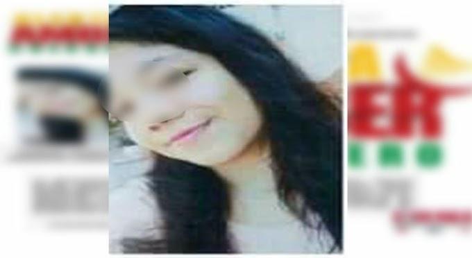 Aparece jovencita de 15 años, desaparecida en Chilapa