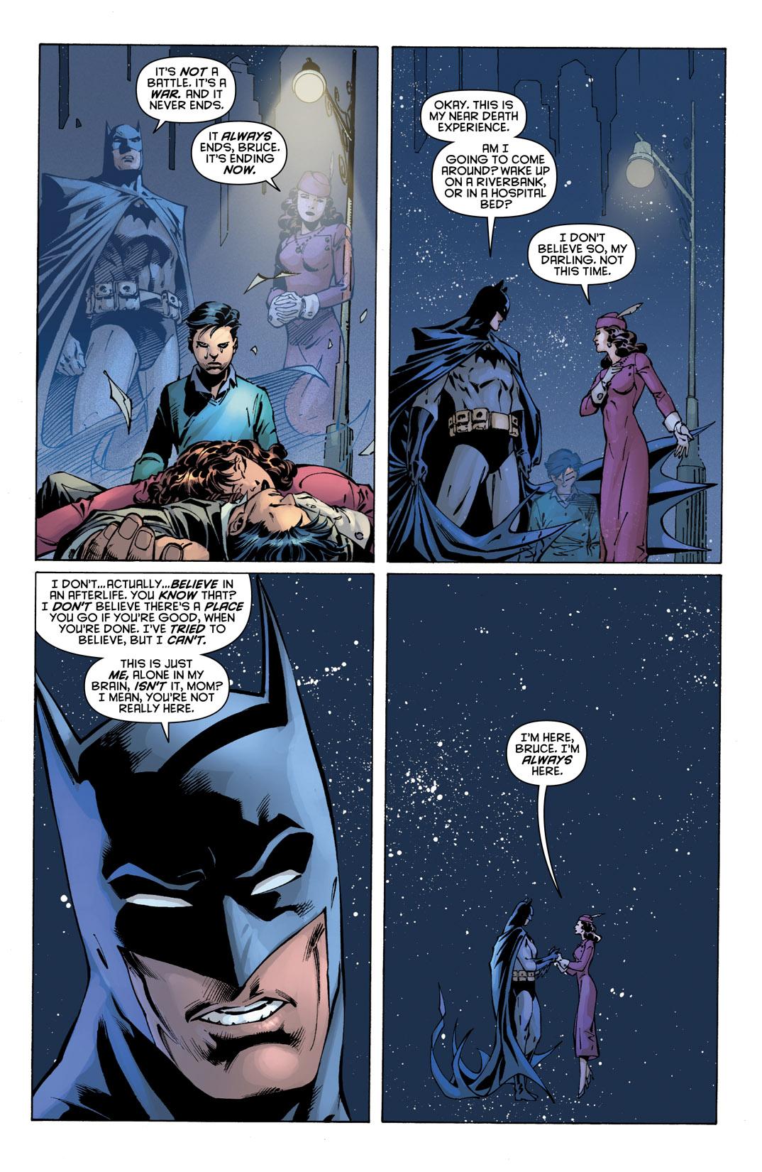 Detective Comics (1937) 853 Page 19