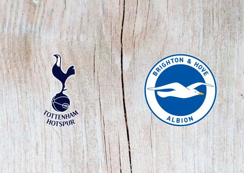 Tottenham vs Brighton Full Match & Highlights 23 April 2019