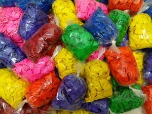 Balon Dekorasi Dove 5 Inchi Warna Warni Untuk Dekorasi Weddding, Birthday Party Dll