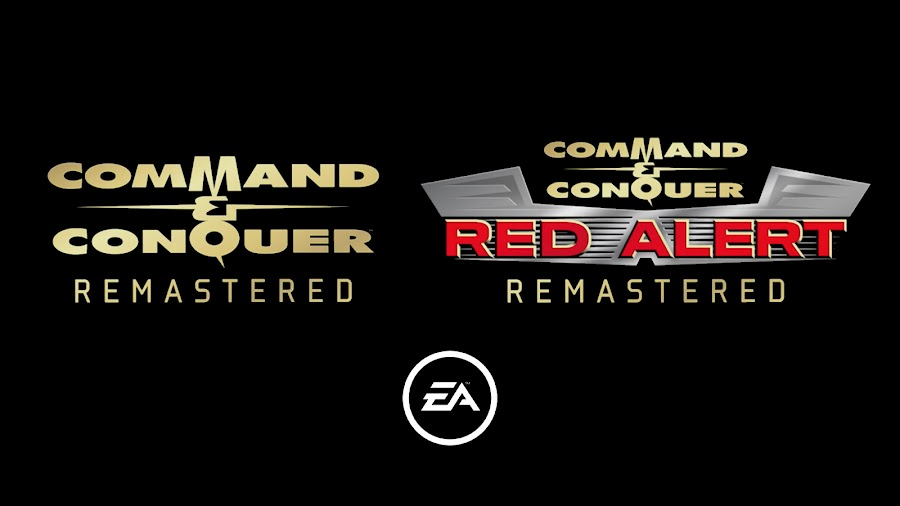 command conquer remastered announced ea