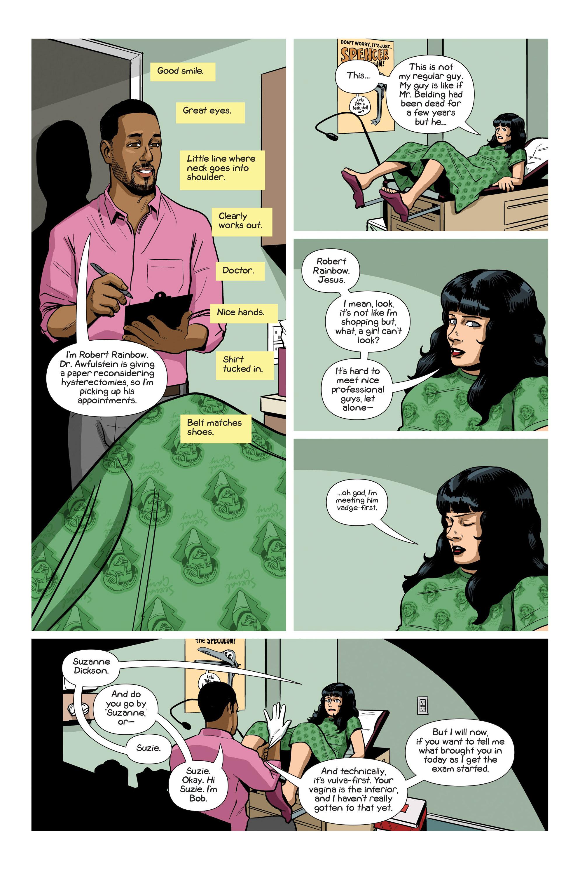 Read online Sex Criminals comic -  Issue #8 - 4