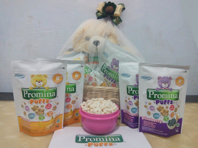 finger snack promina puffs