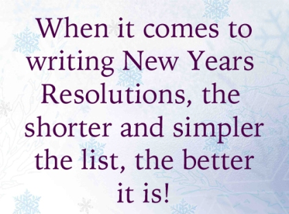 TOP 10 Funny New Year's Resolutions