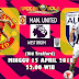 Agen Piala Dunia 2018 - Prediksi Manchester United vs West Brom 15 April 2018
