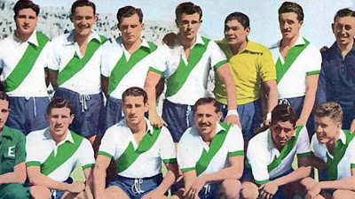 BANFIELD CAMPEON MORAL DE 1951.