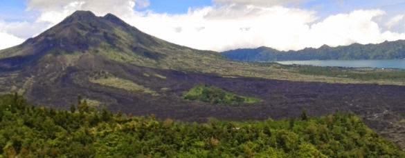Kintamani Bali Volcano And Lake Batur - Penelokan, Batur, Kintamani, Bangli, Bali, Volcano, Lake,Tourist Object, Holidays, Tours, Attractions