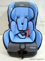 1 Care Vision Baby Car Seat Forward and Rear Facing New Born-18kg