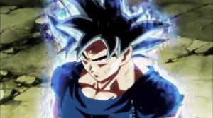 Goku Ultra Instinct vs Kefla, Dragon Ball Super Episode 116
