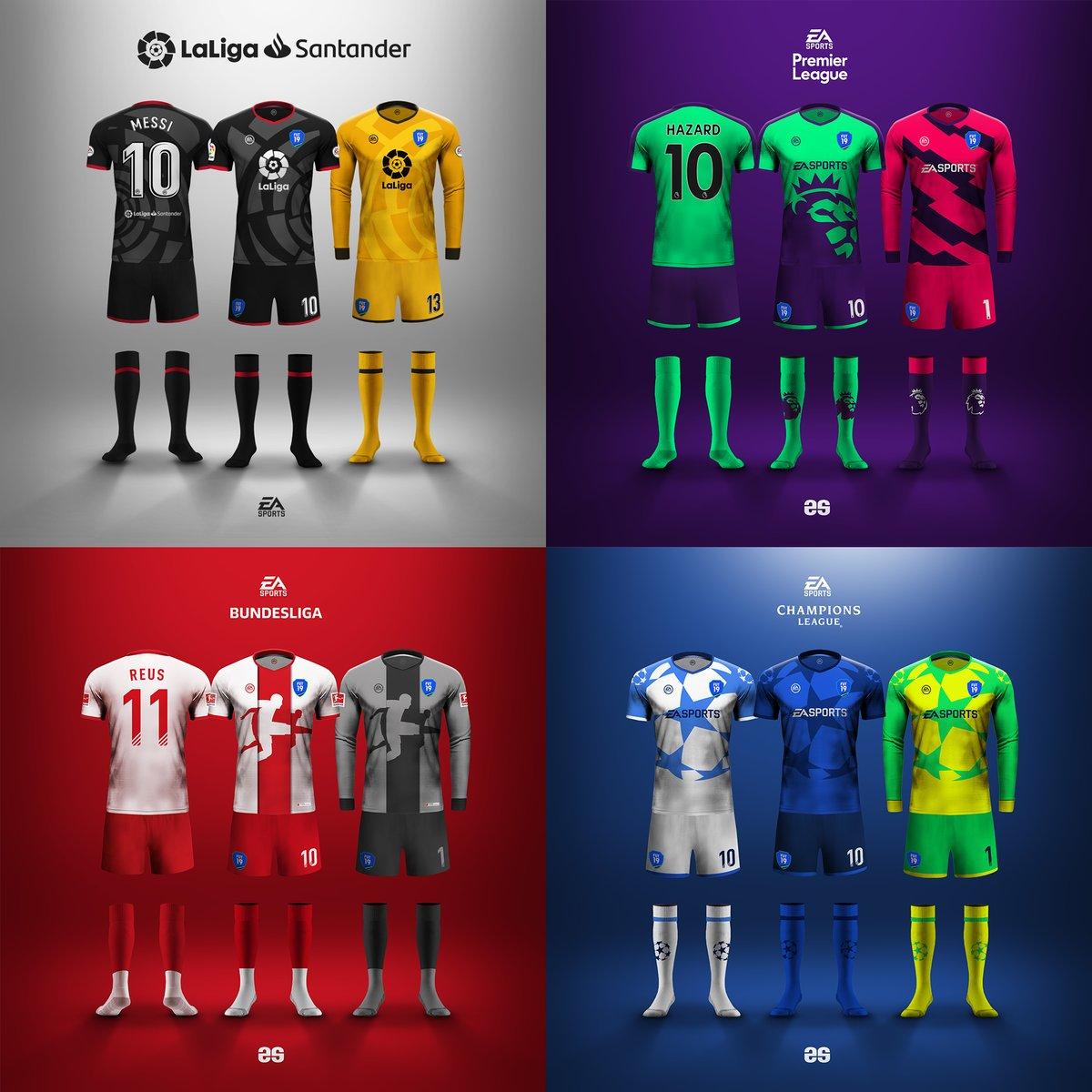 new product 5d33b a34bc Stunning Champions League, Bundesliga, La Liga & Premier ...