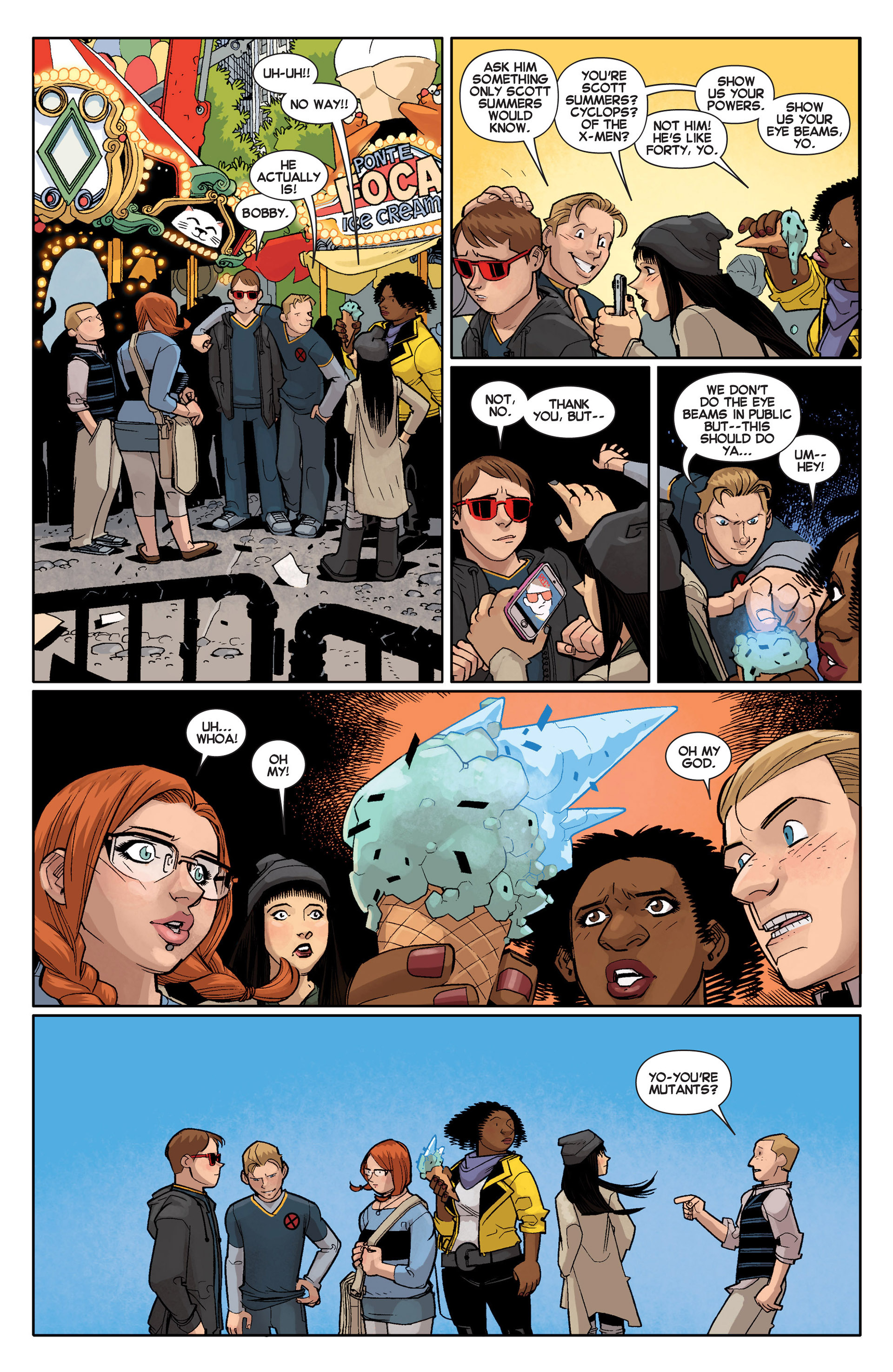 Read online All-New X-Men (2013) comic -  Issue #15 - 12