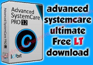 Advanced SystemCare Ultimate 2019 Free Download