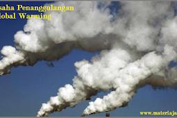 Usaha Penanggulangan Pemanasan Global