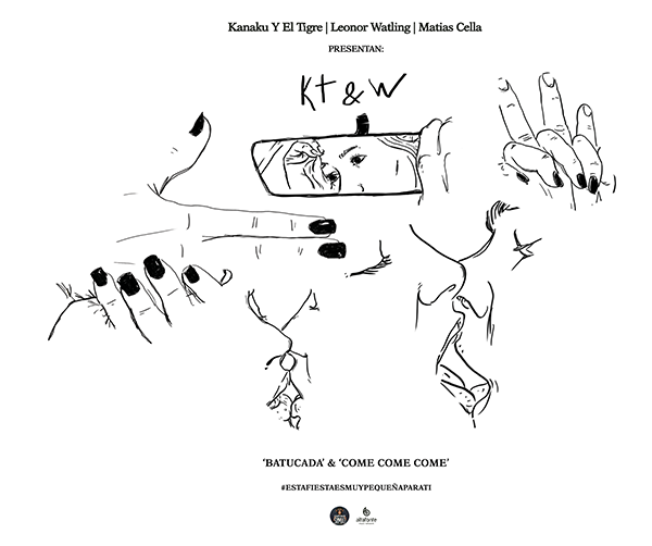 Kanaku-El-Tigre-video-Batucada-Leonor-Watling
