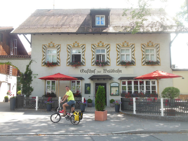 Gasthof zur Waldbahn, Zwiesel