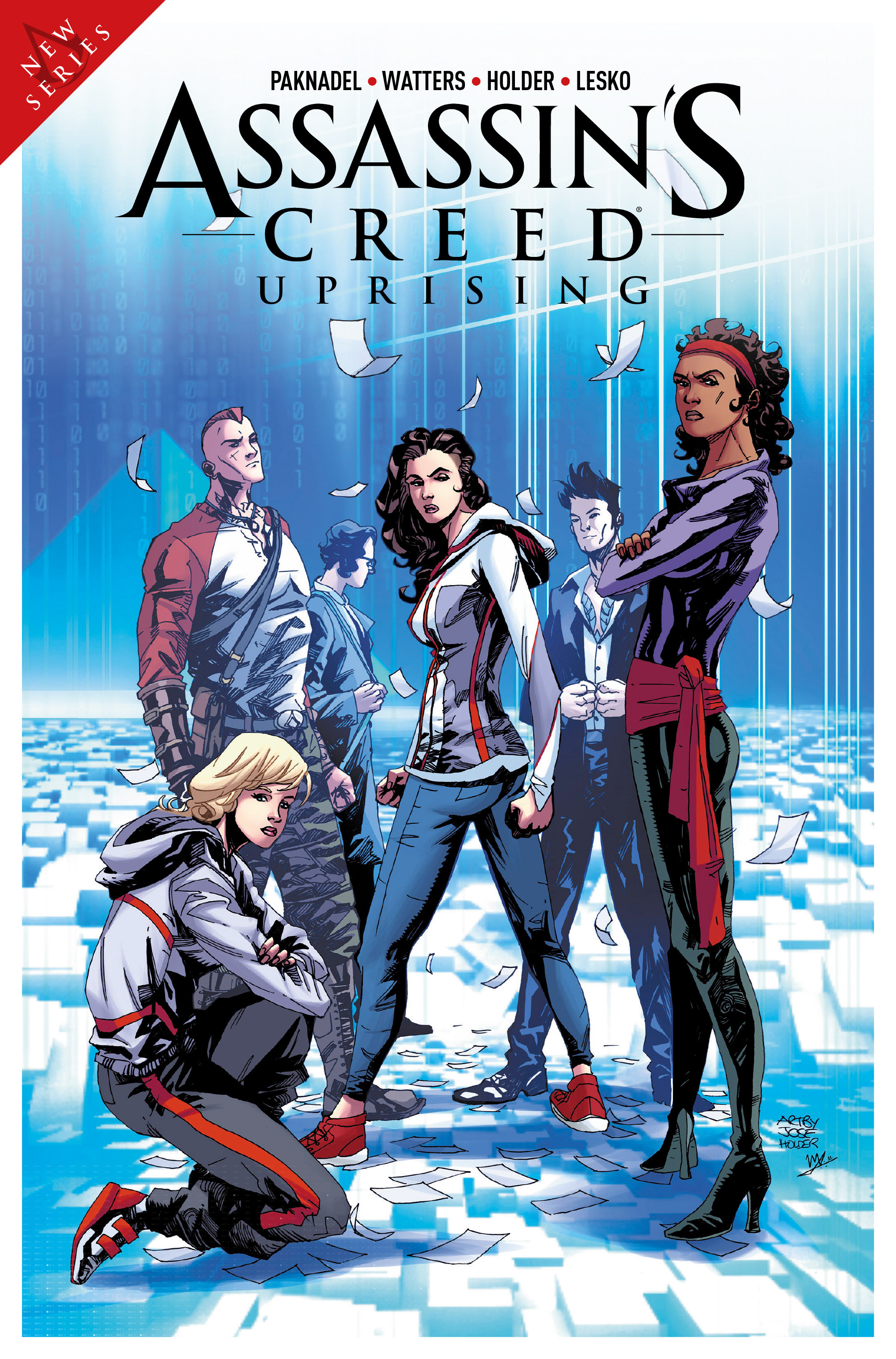 Read online Assassin's Creed: Uprising comic -  Issue #1 - 35