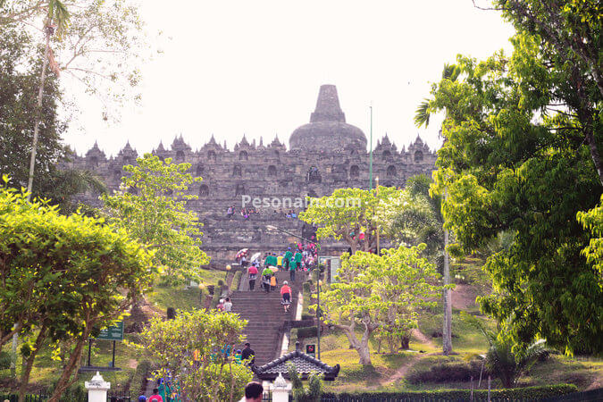 Candi Borobudur, Jawa Tengah