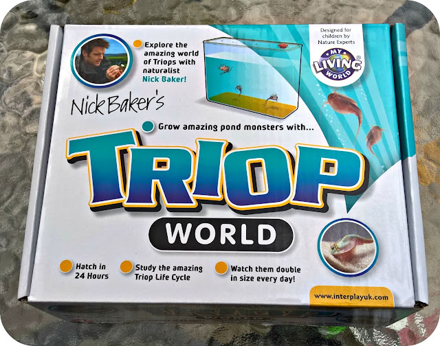 Triop World from Interplay UK