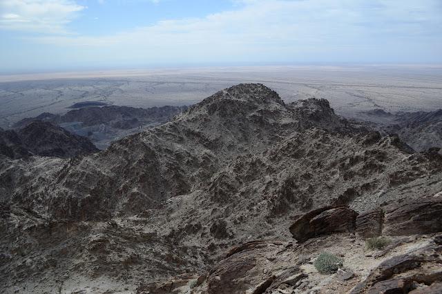 Tumco benchmark peak