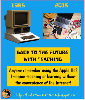 Back to the Future with Teaching