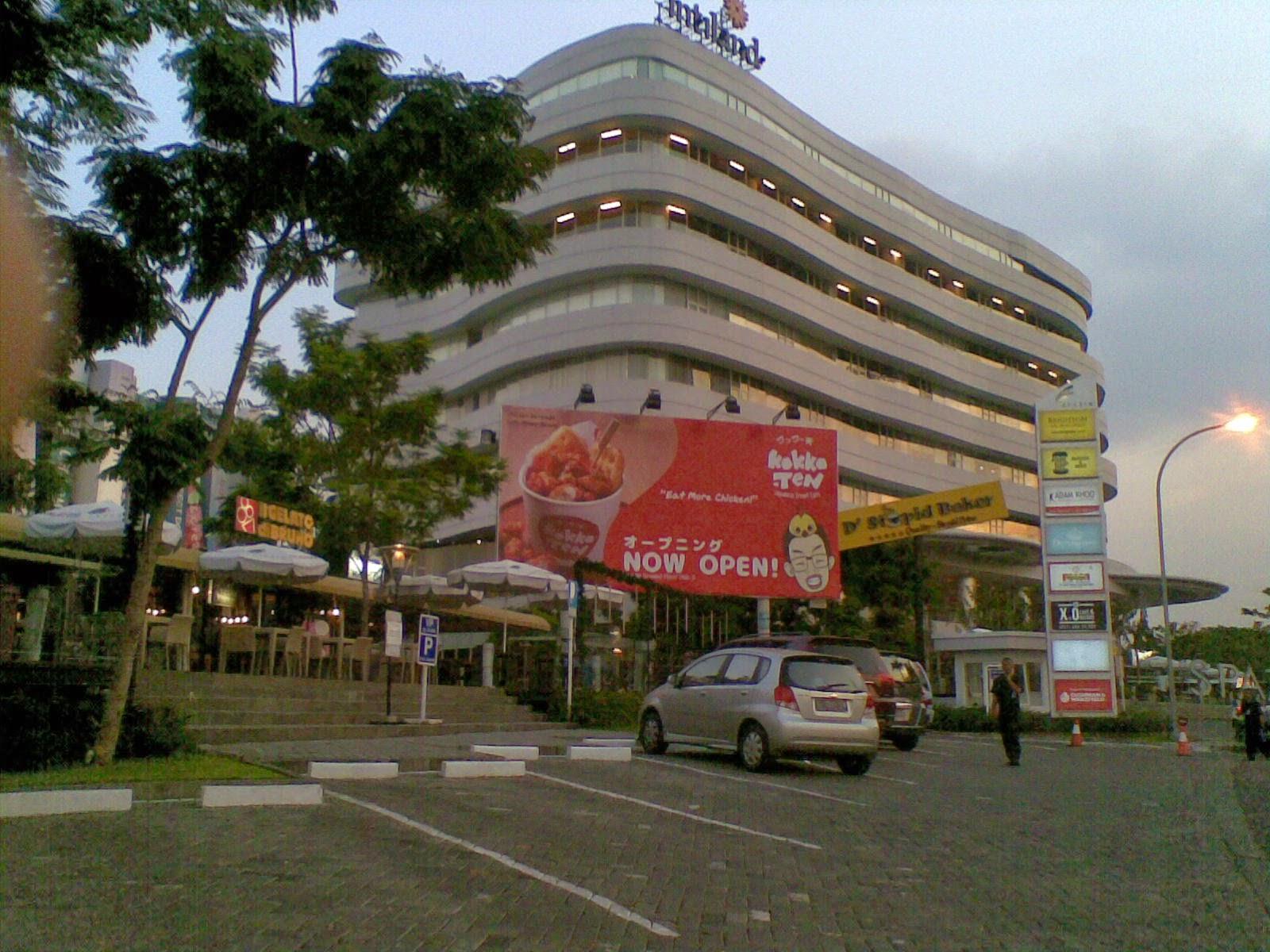Spazio Building, Surabaya