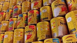 Paróquia de Cuité envia 2ª remessa de leite para entidade que Cuida de Crianças com Câncer