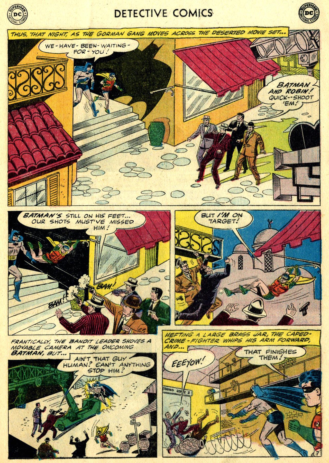 Detective Comics (1937) 281 Page 8