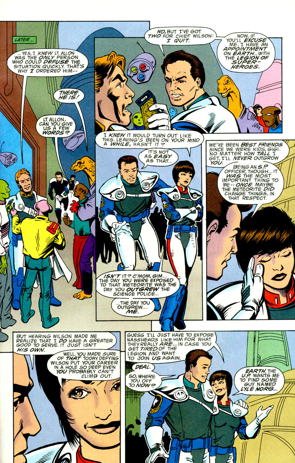Legion of Super-Heroes (1989) _Annual_5 Page 47
