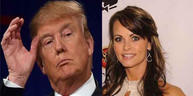 Model Playboy Akui Perselingkuhannya Dengan Donald Trump