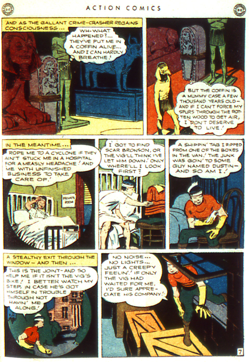 Read online Action Comics (1938) comic -  Issue #98 - 45