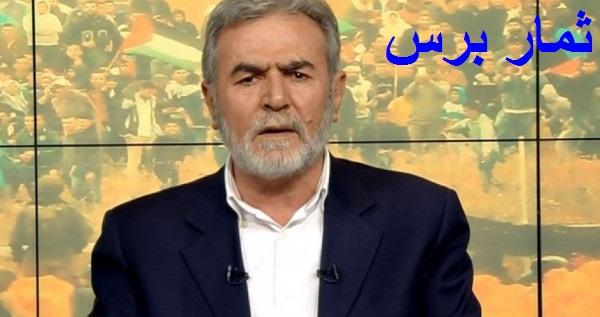 أمين عام الجهاد الإسلامي يُهدد: سنرد بقوة على أي عدوان إسرائيلي التفاصيل من هناا