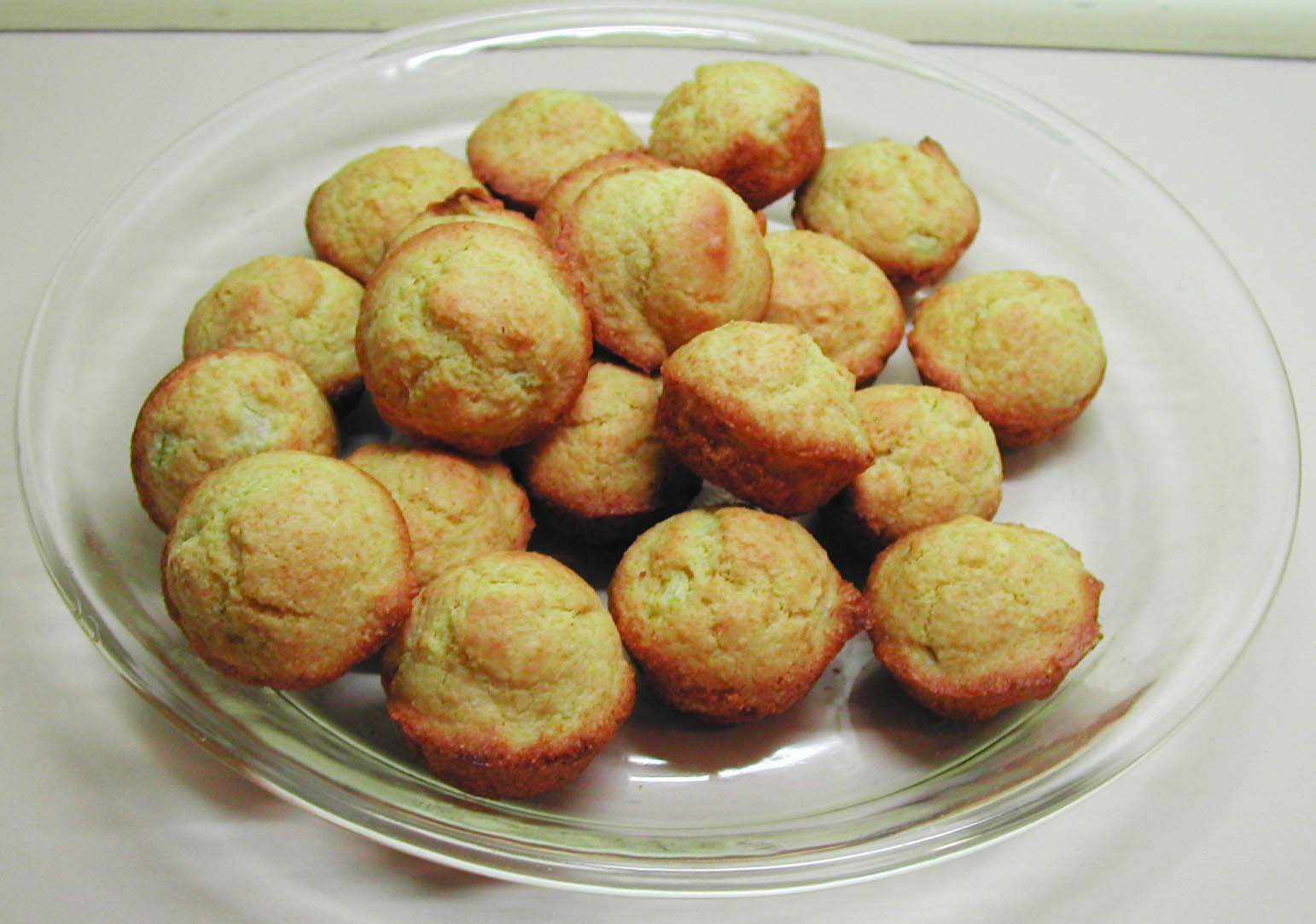 The Iowa Housewife Baked Hush Puppies