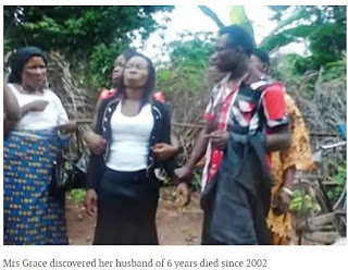 Woman Finds Out She's been Maried to a Dead Man for the Past 6 Years.