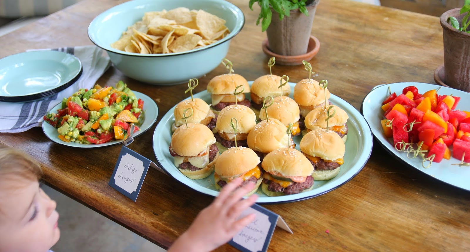 Jenny steffens hobick party food easy menu ideas for House party recipes