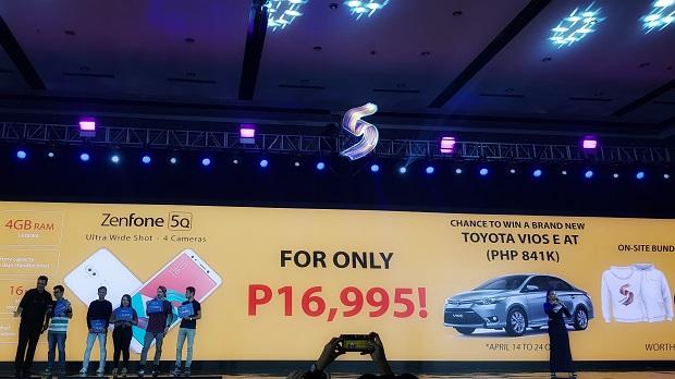 ASUS ZenFone 5Q Price Philippines