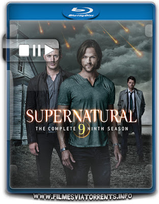 Supernatural 9ª Temporada Completa Torrent