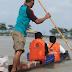 Lima Desa Hampir Tenggelam, Relawan PKS Turun Tangan