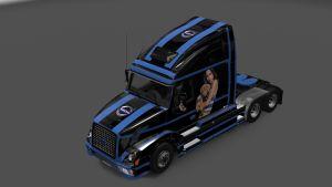 Josie Maran Skin Pack for Volvo VNL 670