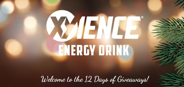 Xyience 12 Days of Giveaways Sweepstakes