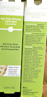 Dollar Tree REVIEW Skin Nutritions Dark Spot Corrector kojic acid