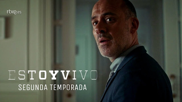 Javier Gutiérrez - Estoy Vivo 2ª Temporada