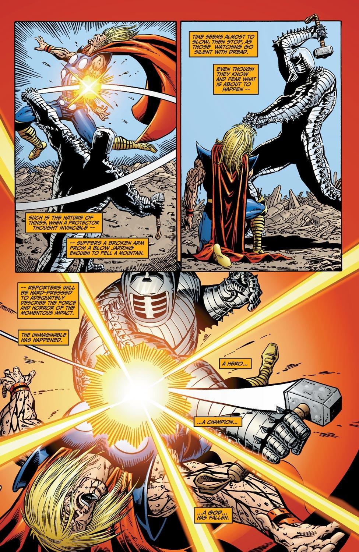 Thor (1998) Issue #37 #38 - English 21