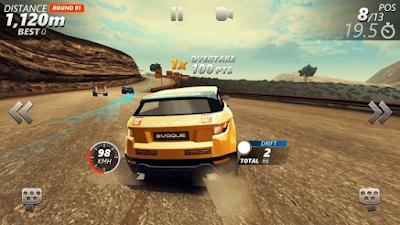 Mod Raceline Apk Offline