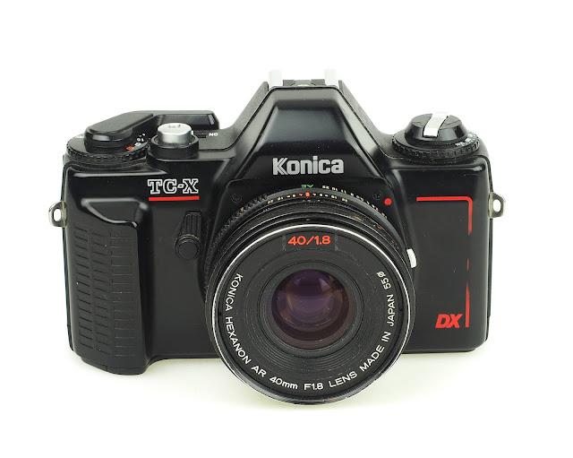 Konica TC-X (Japan, 1983-1987)