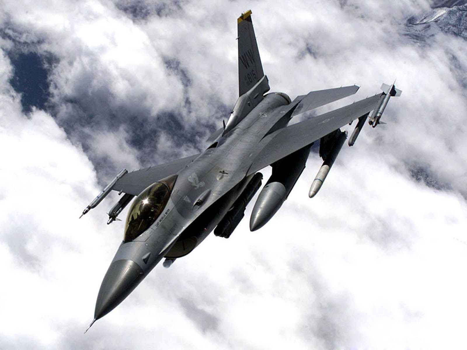 wallpapers: F 16 Fighter Jet Wallpapers