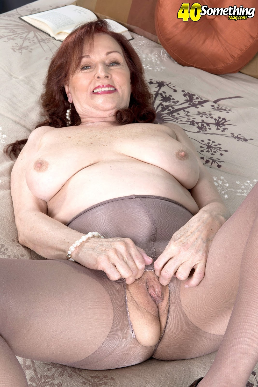 Archive Of Old Women Milf Mature Granny 22 Hot Solo Photo -3646