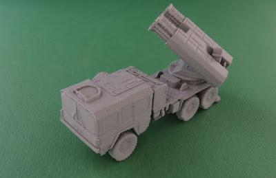 Light Artillery Rocket System (LARS) picture 3