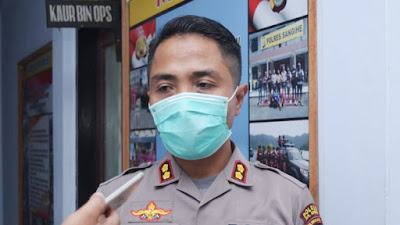 Polres Sangihe Siapkan 120 Personil dan 11 Pos Pengamanan